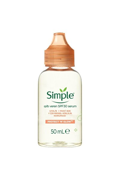 Simple Işıltı Veren Spf30 Serum 50 ml
