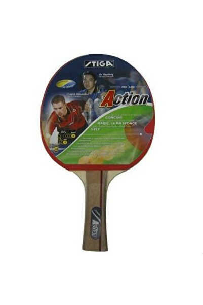 STIGA Action Masa Tenisi Raketi Ittf Onaylı 1883-01
