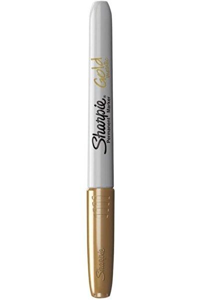 Sharpie Metalik Permanent Markör Kalem (davetiye Kalemi) Altın (tekli Blister Paket) 1986003