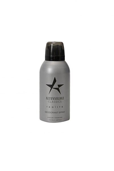 ALTINYILDIZ CLASSICS Erkek  AC Realite Deodorant 100 ML