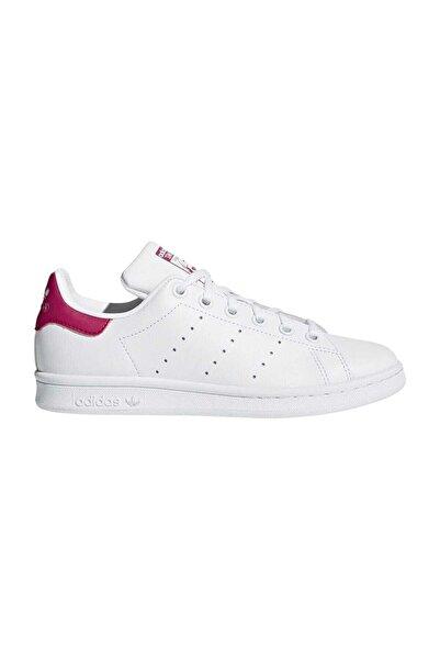 adidas Çocuk Beyaz Stan Smith Spor Ayakkabı B32703