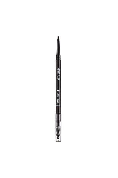 Flormar Ultra Thin Brow Pencil Dark Brown 04