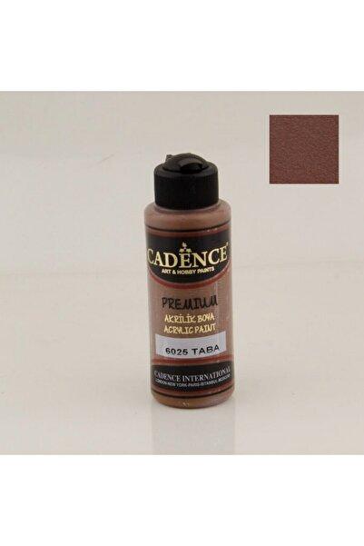 Cadence Premium Akrilik Boya 6025 Taba 120 Ml