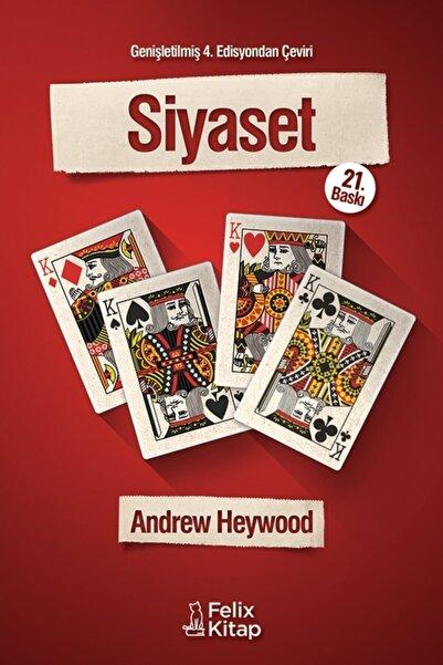 Felix Kitap Siyaset - Andrew Heywood