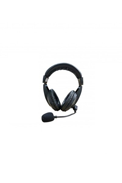 Platoon Mikrofon Yandan Pc Kulaklık Pl-2363 Kulaklıklı Mikrofon