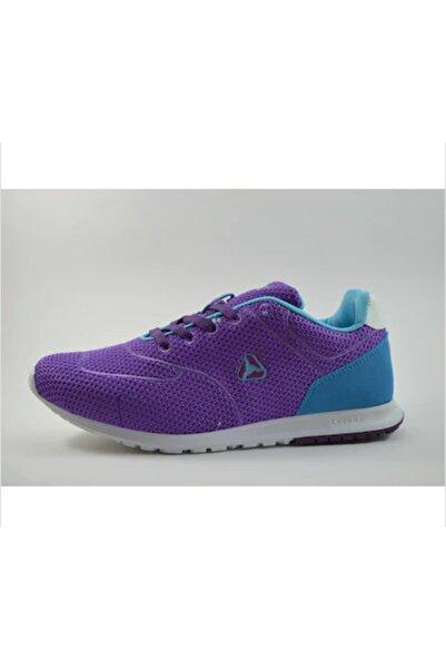 LETOON 4205 Mor Günlük Kadın Spor Ayakkabı