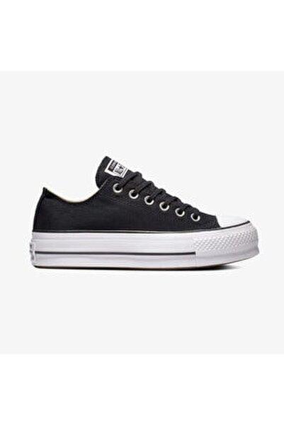 Chuck Taylor All Star Lift Kadın Siyah Sneaker