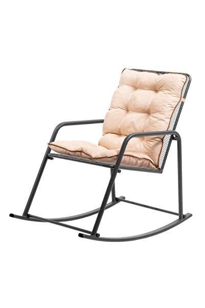 Retodesign Minderli Sallanan Sandalye