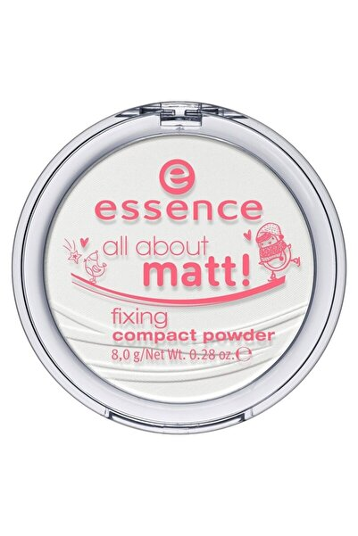 Essence All About Matt! Fixing Compact Pudra 16