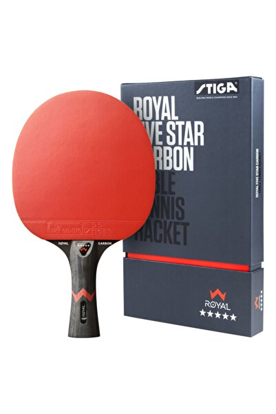 STIGA Royal 5 Star Carbon Ittf