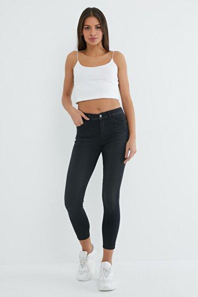 VENA Gabrıella Premıum Black Denim Pantolon