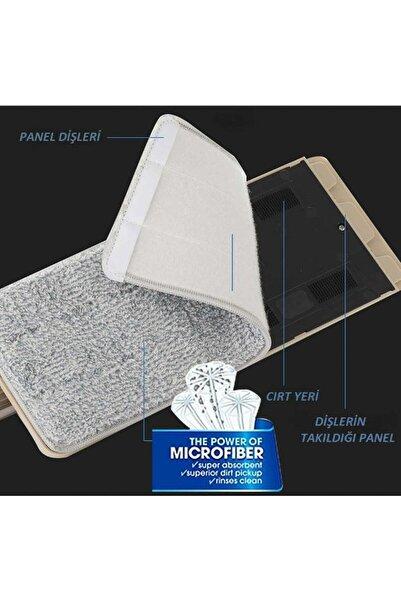 morponi Spin Mop Tablet Mop Yedek Bezi 2 Adet