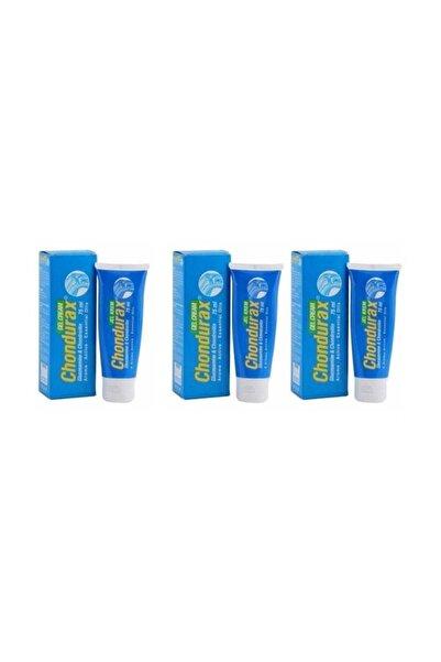 4moms Chondurax Glucosamine Chondroitin Jel Krem 75ml 3'lü Paket