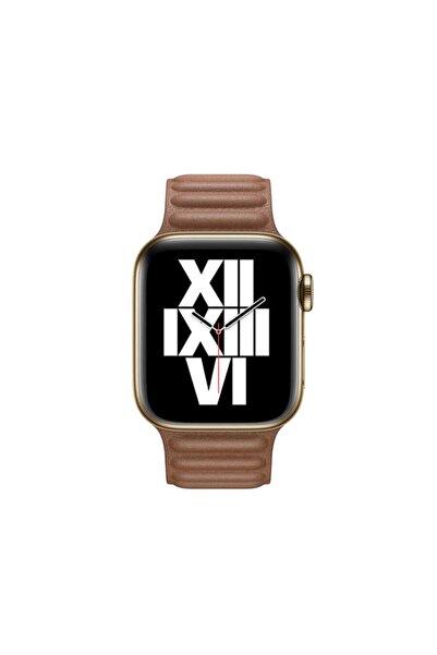zore ???Apple Watch 40mm Uyumlu Krd-34 Deri Kordon