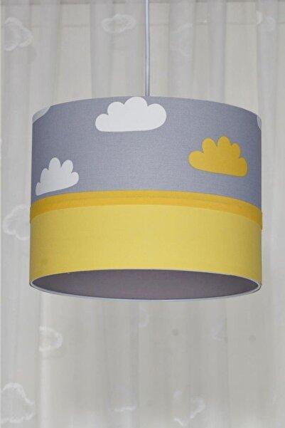 Odeon Sarı Bulutlu Çocuk Odası Avize
