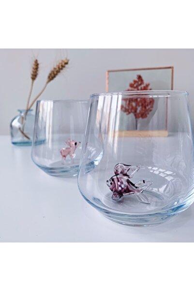 Minizooistanbul Hayvan Figürlü 6'lı Su Bardağı Seti