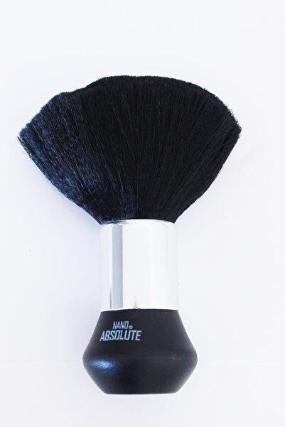 Nano Absolute Metal Gövde Ense Fırçası Siyah E-006