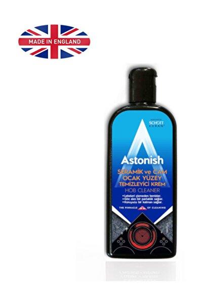 Astonish Vegan Seramik & Cam Ocak Temizleyici 235 ml