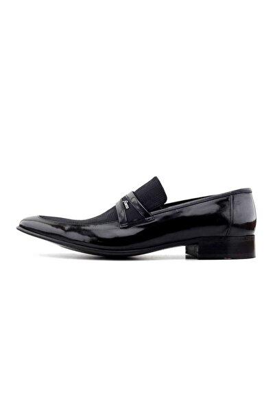 Fosco 6114 Erkek Klasik Ayakkabı-rugan Saten