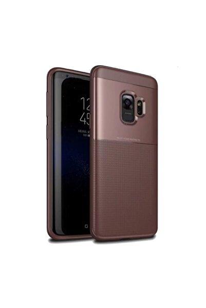 Samsung Nihcase Galaxy S9 Plus Special Armor Protection Silicone Kılıf Bordo