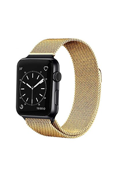 zore Apple Watch 42mm Krd-01 Uyumlu  Metal Kordon