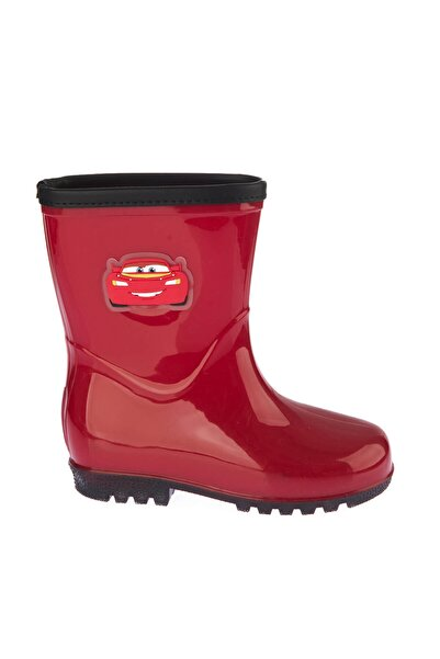 CARS Kırmızı Çocuk Yağmur Botu