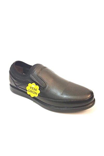 EREN Erkek Büyük Numara Ortopedik Deri Günlük Ayakkabı