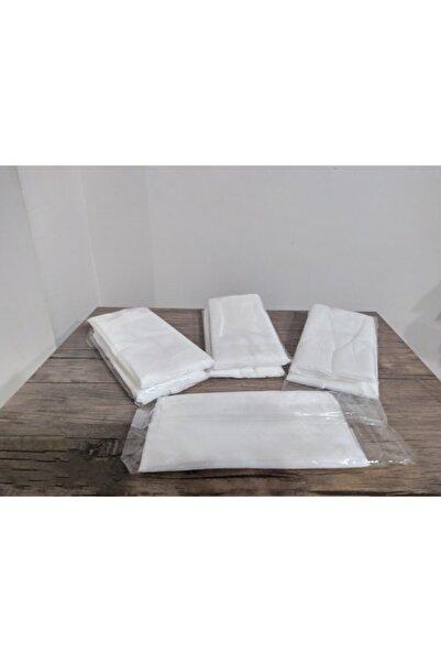 Akaworld Manikür Pedikür Havlusu 40x20cm Tek Kullanımlık Havlu 100 Adet