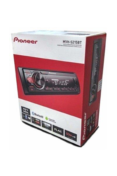 Pioneer Mvh-s215bt /fm/usb/aux Oto Teyp