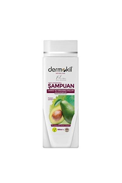 Dermokil Avokado Özlü Şampuan