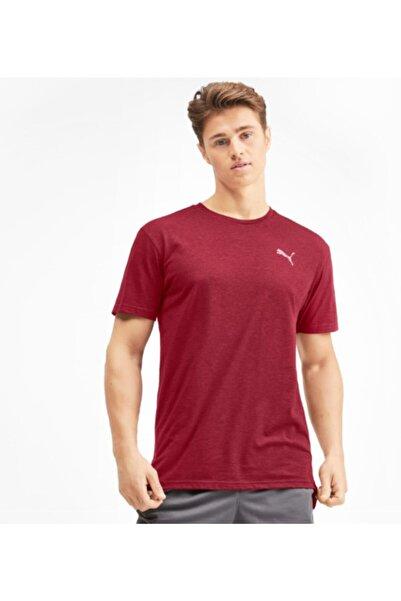 Puma Erkek Bordo Spor Tişört