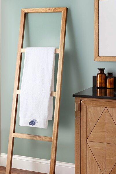 Kiğılı Mercan Nakışlı Banyo Havlusu (90x150)