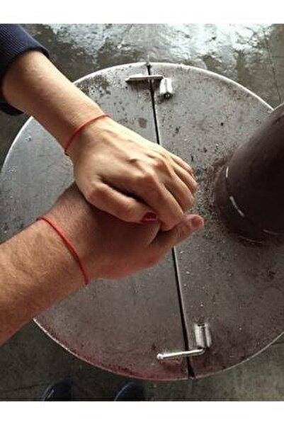 Red String Kırmızı Ip Çift Bileklik