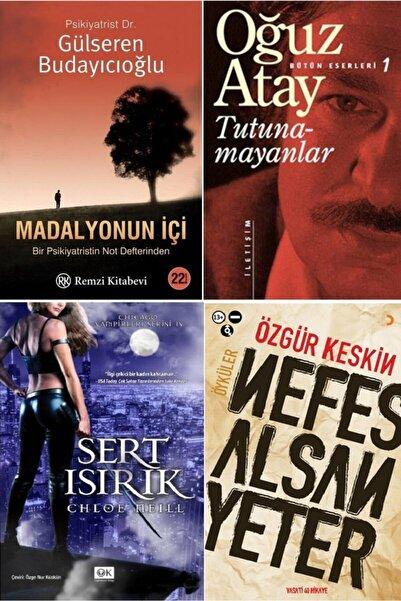 Optimum Kitap Madalyonun Içi - Gülseren Budayıcıoğlu, Tutunamayanlar - Oğuz Atay, Sert Isırık, Nefes Alsan Yeter