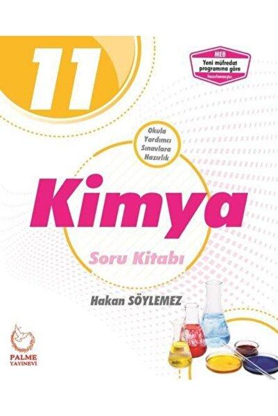 Palme 11.sınıf Kimya Soru Kitabı Yayınları