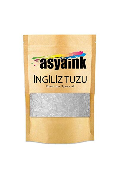 Asyaink Yenilebilir Ingiliz Tuzu - Epsom Salt-magnezyum Sülfat 3 Kg