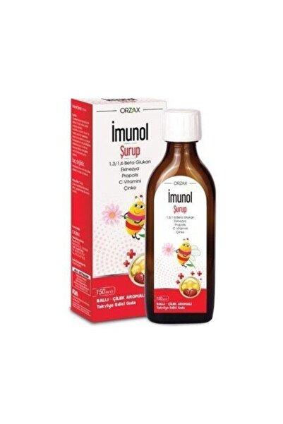 İMUNOL Imunol 150 ml Şurup Ballı Çilekli