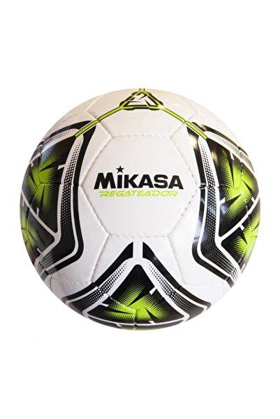 MIKASA Beyaz Yeşil Futbol Topu Regateador5-g