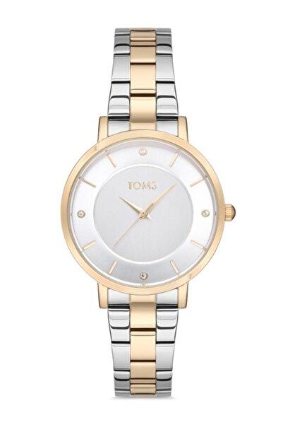 Toms Watch Kadın Gri Kol Saati T21099a-d