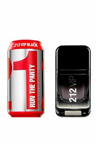 Carolina Herrera 212 Vıp Black Collector Özel Seri Edp 100 ml Erkek Parfüm 8411061944028