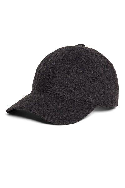 BROOKS BROTHERS Erkek Gri Şapka