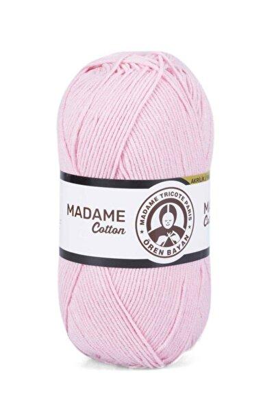 Ören Bayan Pembe Madame Cotton El Örgü İpi  033