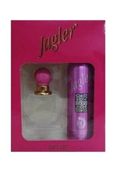 Jagler Bayan Parfüm Set 2 Li