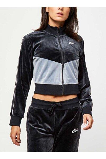 Nike Kadın Siyah Spor Ceket Bv5046-010