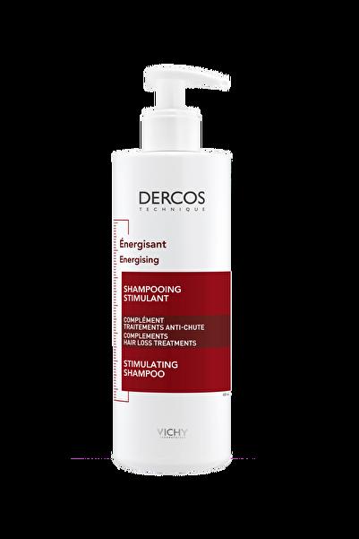 Vichy Dercos Energisant Saç Dökülmesine Karşı Tamamlayıcı Şampuan 390 ml 8690595028057
