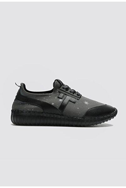 D'S Damat Tween Siyah Ayakkabı