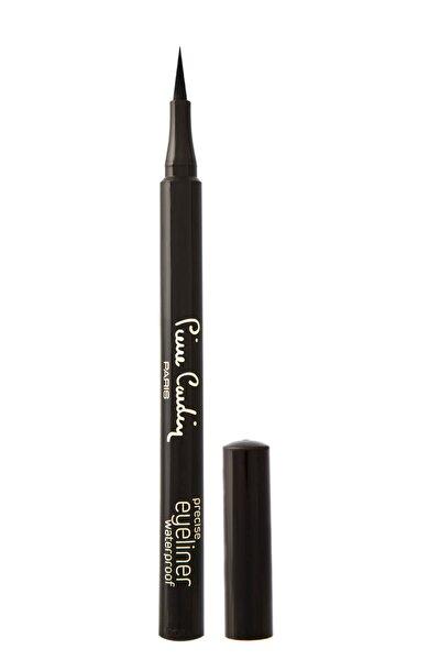 Pierre Cardin Suya Dayanıklı Keçe Uçlu Eyeliner - Precise Waterproof Eyeliner Siyah 8680570258173