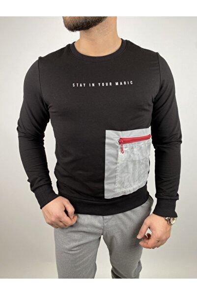 BREEZY Cep Modelli Sweatshirt
