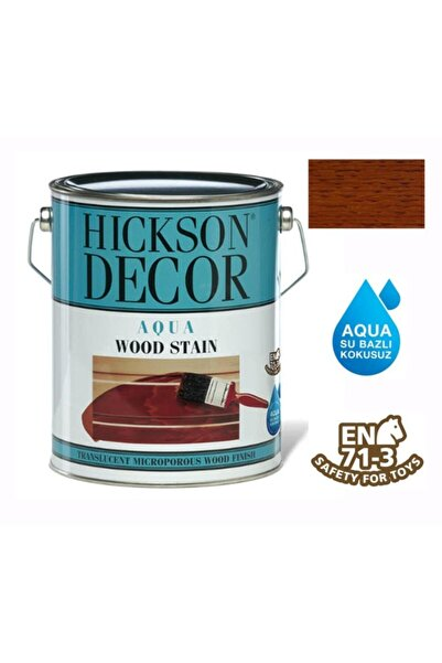 Hemel Hickson Decor Aqua Su Bazlı 2,5 Lt Teak