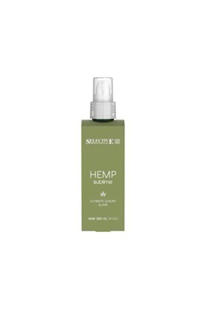 Selective Hemp Sublime Ultimate Luxury Elixir Besleyici Onarıcı Saç Bakım Serumu 100 ml